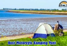 What is the BEST Tent for Motorcycle Camping?