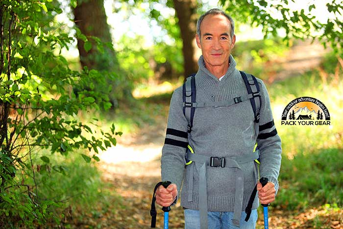 Why Are Hiking Sticks Important For Seniors?