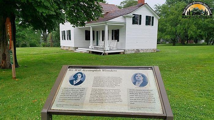 Womens Rights National Historical Park, Seneca Falls, NY